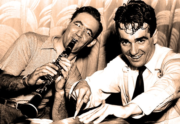 Benny Goodman - Gene krupa