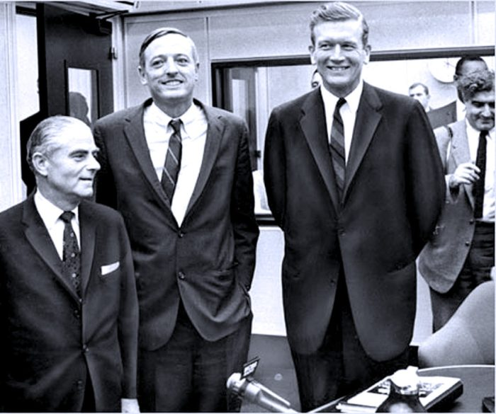 Beame, Buckley And Lindsay - Mayoral Debate - October 28, 1965