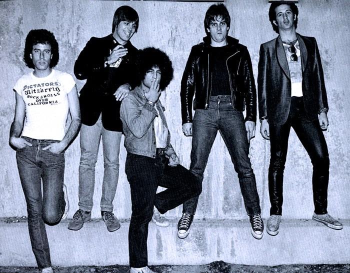 The Dictators - Live At WCMF-FM - Rochester - 1977