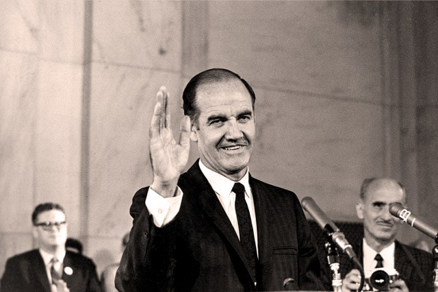 Sen. George McGovern