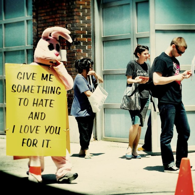 Give Me Something To Hate - Photo: Kent Geib