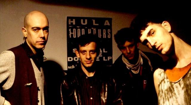 Hula - in session for John Peel - 1985