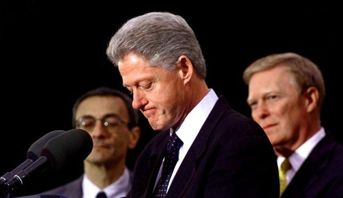 President Bill Clinton - 1998