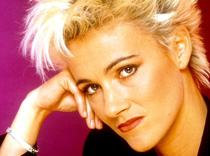 Marie Frederiksson - Roxette In Concert - 1993