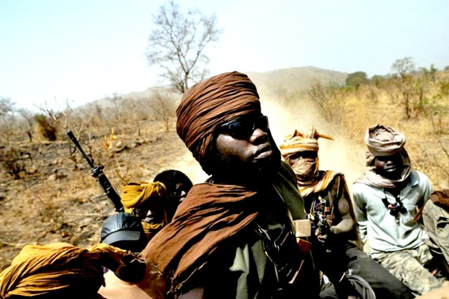 Rebels in Mogadishu
