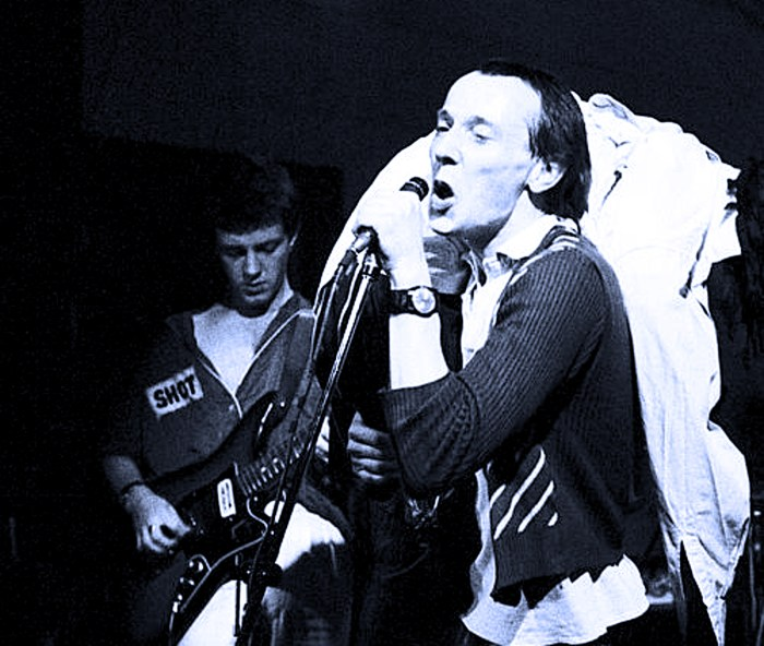 Magazine's Howard Devoto - Getty Images