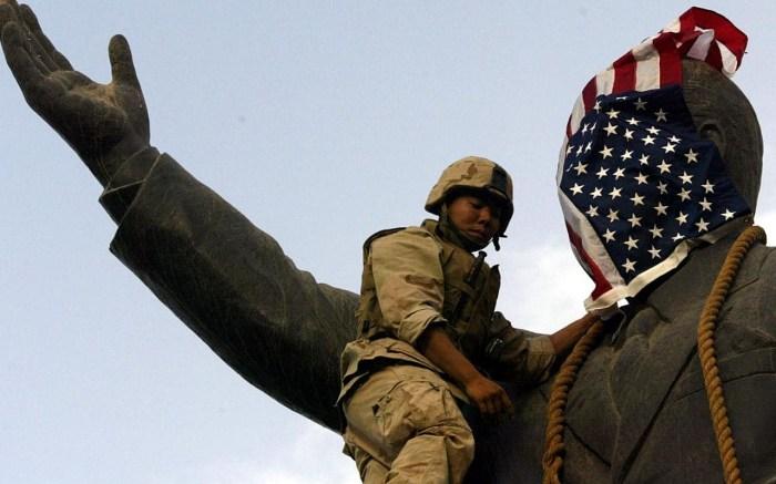 Invasion of Iraq - 2003