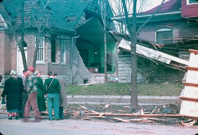 Fayetteville - March 23, 1952