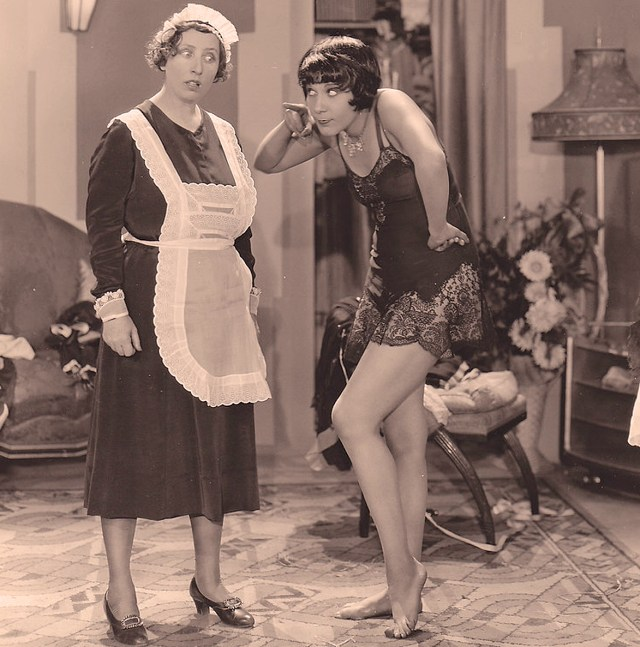 Fifi D'Orsay in film.