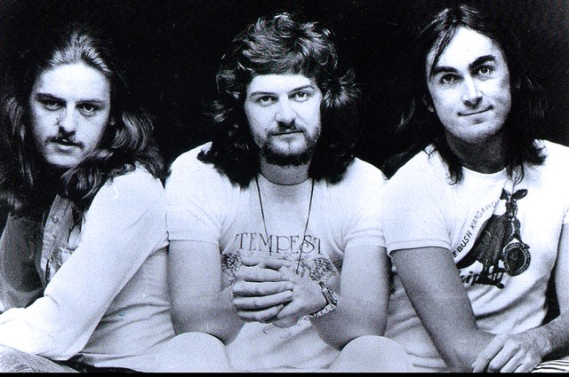 Tempest with Jon Hiseman - in concert - 1973