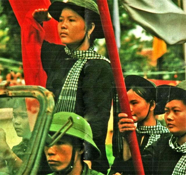 Taking over Saigon - April 30,1975
