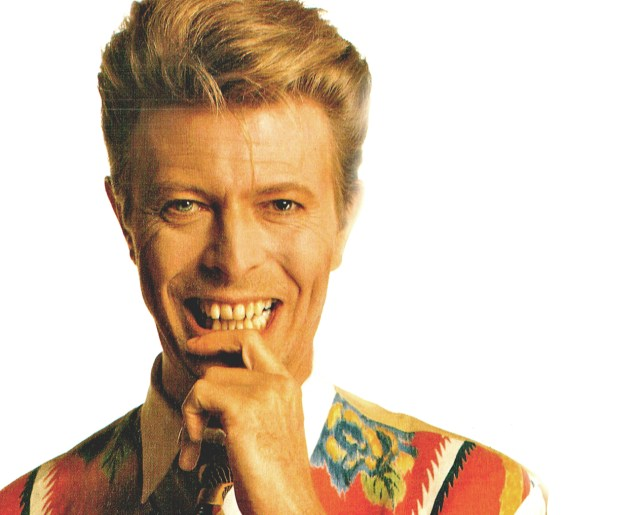 David Bowie in concert from Tokyo - 1978
