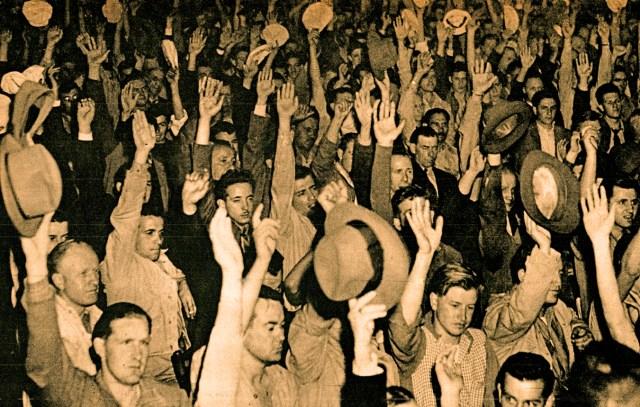 Union Meeeting 1947