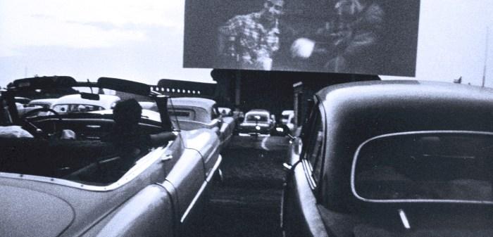 The Drive-In Theatre