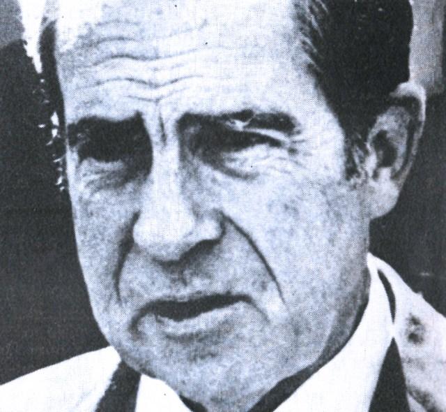 Nixon - Pneumonia