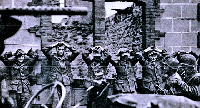 Prisoners on The Western Front