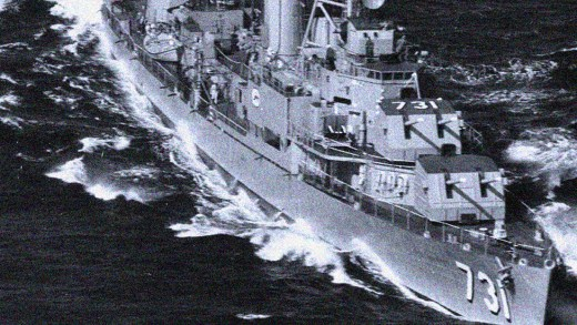 August 5, 1964 – A Destroyer Named Maddox- Day After Tonkin – The Fog Of War – The Crossing Of Signals –