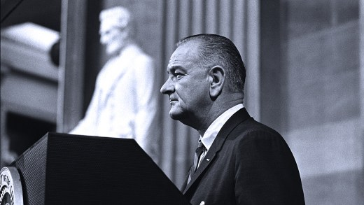 August 6, 1965 – LBJ Signs The Voting Rights Act