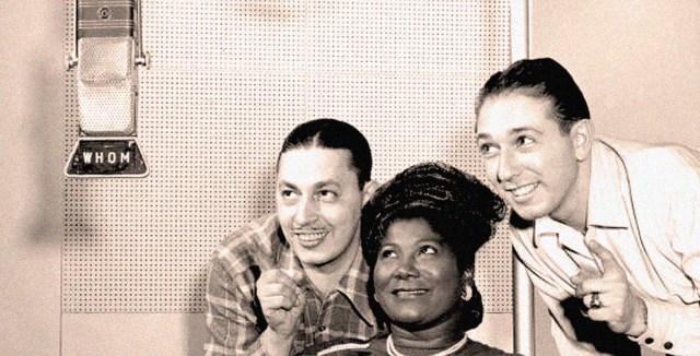 Willie Bryant - Mahalia Jackson - Leonard Reed - 1947