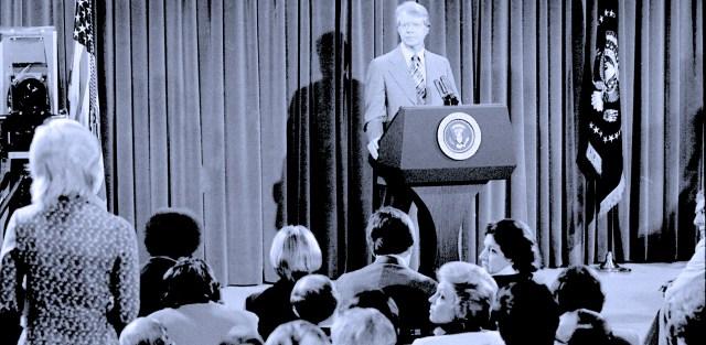 Carter Press Conference - May 1977