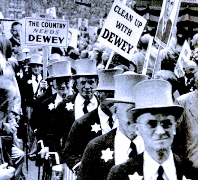 Dewey Campaign - 1948