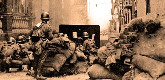 Shanghai - 1937 - The Sino-Japanese War