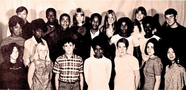Your Homeroom - 1968