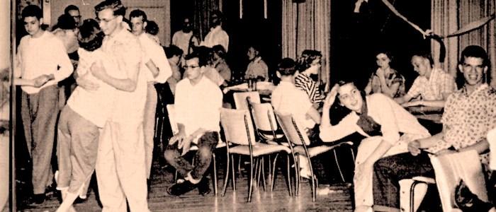 The High School Dance - 1956