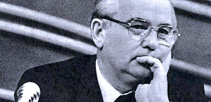 Mikhail Gorbachev - 1990