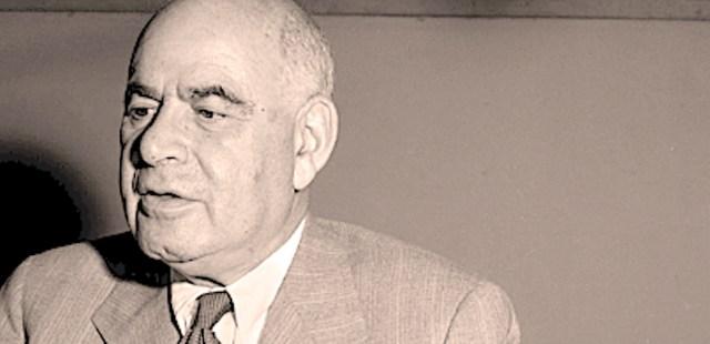 Governor Herbert Lehman