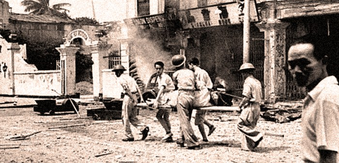 Singapore - January 1942