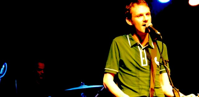 Gordon McIntye Of Ballboy - Photo: Andy Aldrige