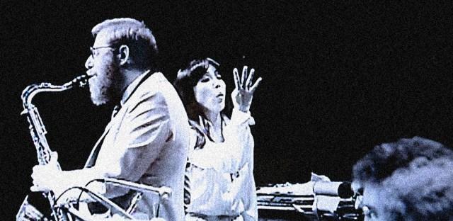 Toshiko Akiyoshi - Lew Tabackin Big Band - 1984