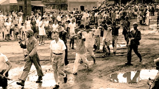 February 26, 1945 – MacArthur Establishes Civil Government In Manila While Still Under Siege.