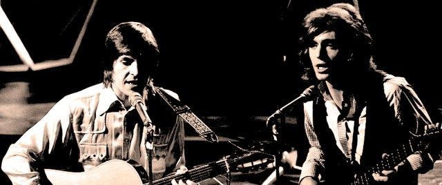 Georgie Fame and Alan Price - in session 1971