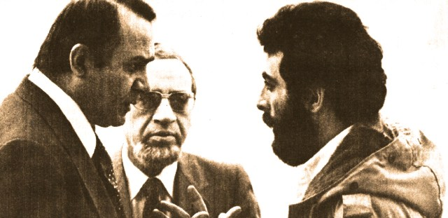 Sadeh Ghotbzadeh and student militant