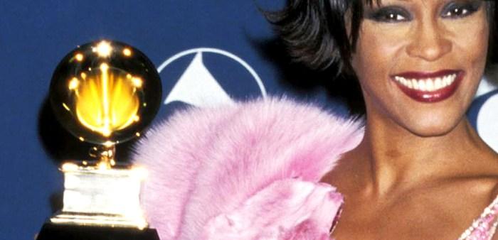 Whitney Houston - 1987 Grammy Awards