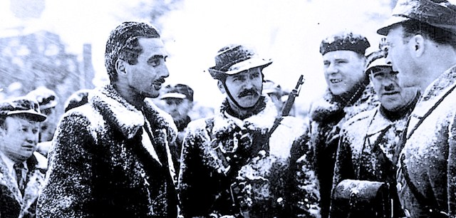 Hungarian and Polish Troops Meetup - March 1939