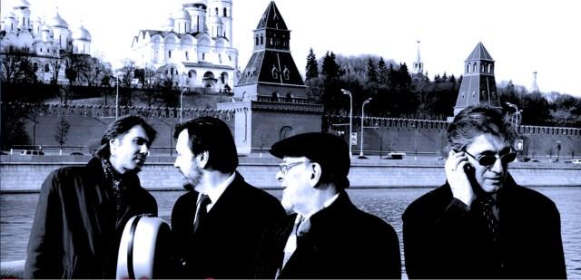 Borodin Quartet - Vienna Festival 2012