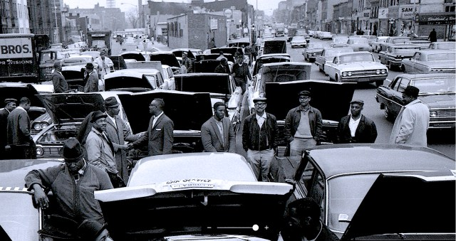 Stall-In - 1964 - Photo: Steve Schapiro