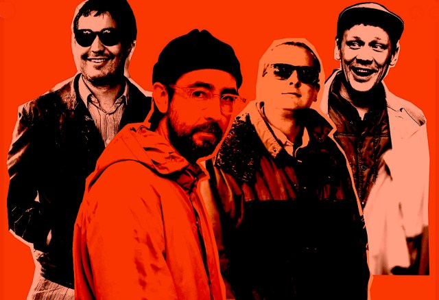 The Surfing Magazines - in session - Marc Riley - BBC 6 Music