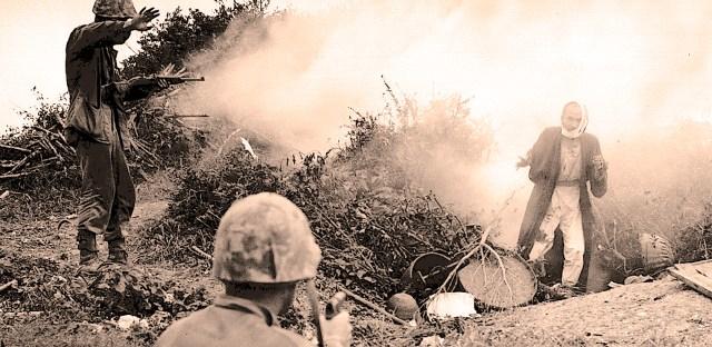 Okinawa - June 24, 1945