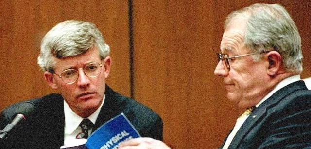 Douglas Deedrick - F. Lee Bailey - Simpson Trial