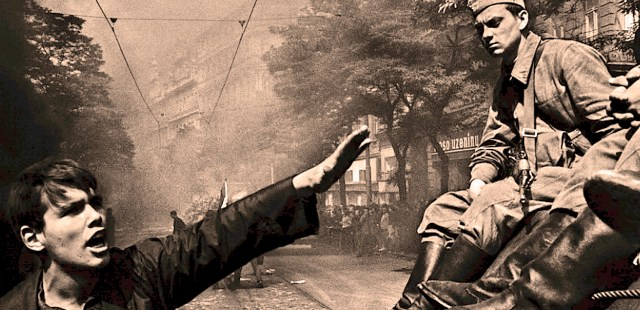 Prague - August 1968 - Photo: Josef Houldelka/Magnum Photos