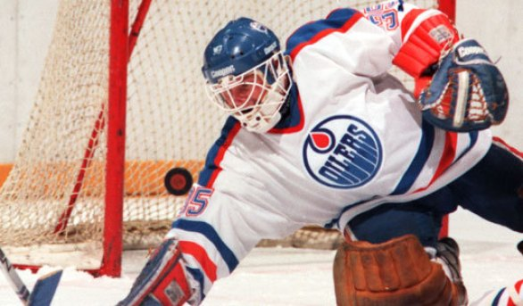 The Top 100 Oilers of All Time: Andy Moog