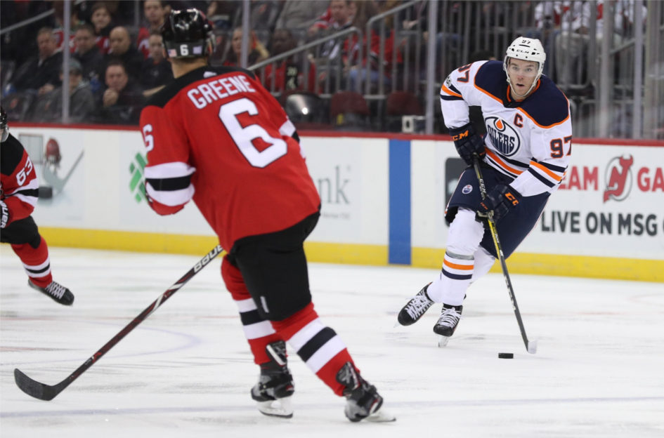 reputable site 34a45 0a8f8 Edmonton Oilers vs New Jersey Devils (03/13/19) – Odds and ...