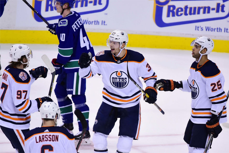 Game Notes Vancouver Canucks at Edmonton Oilers - Oilers Nation
