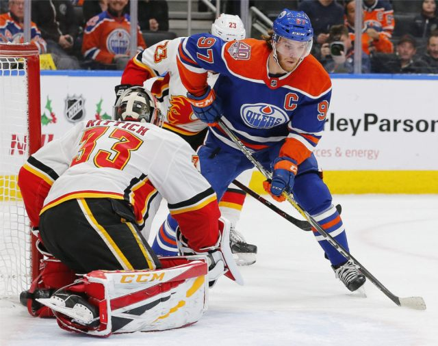 How Will the Oilers Improve: Part One