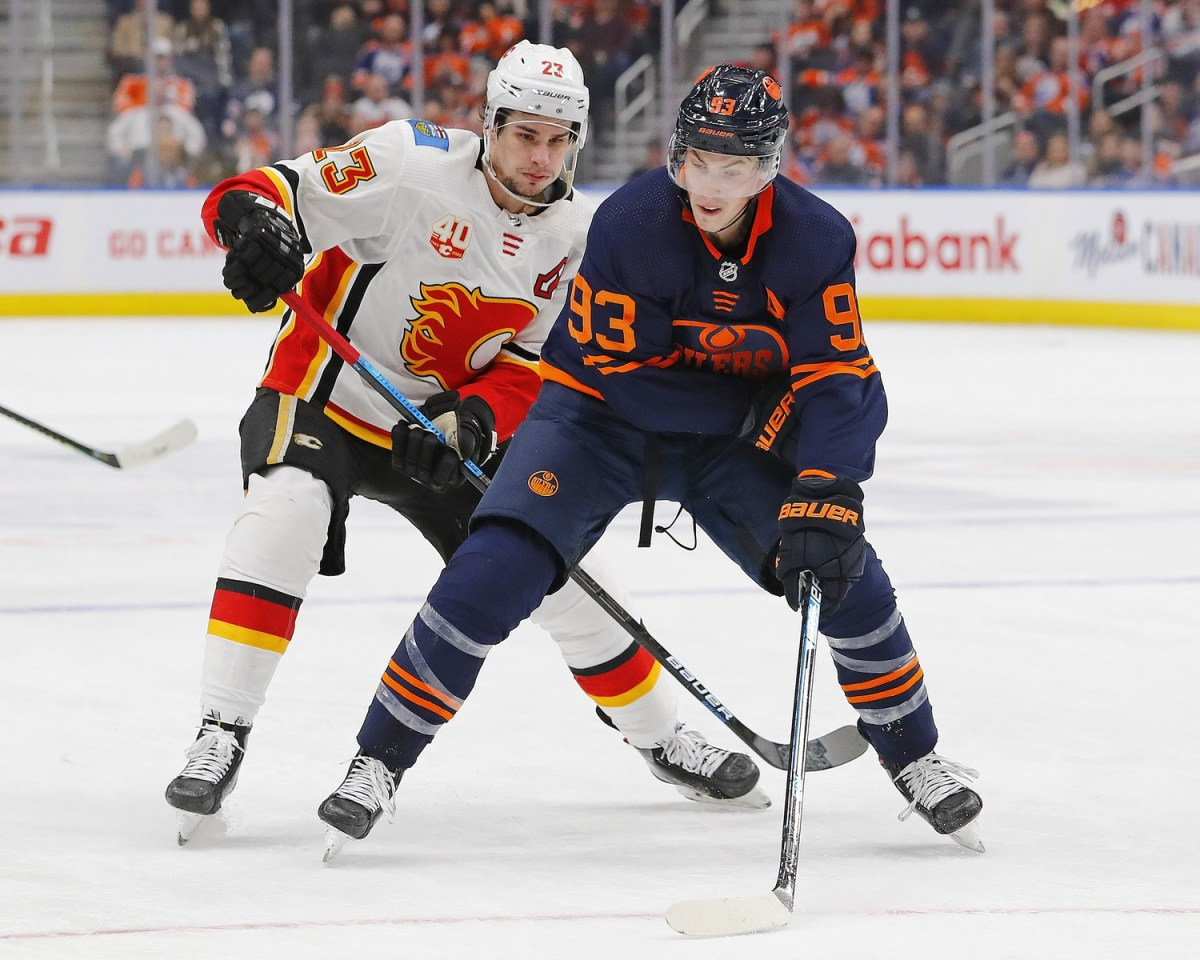 Game Preview 47.0: Edmonton Oilers at Calgary Flames (8pm MT, CBC) - Oilers Nation