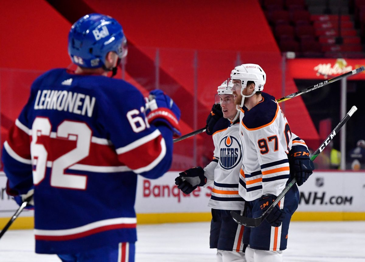 Edmonton Oilers Connor McDavid, Tyson Barrie receive Lady Byng votes